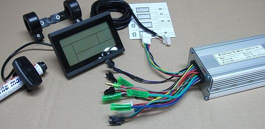 LCD Controller Set 36V Typ 03 max.22A