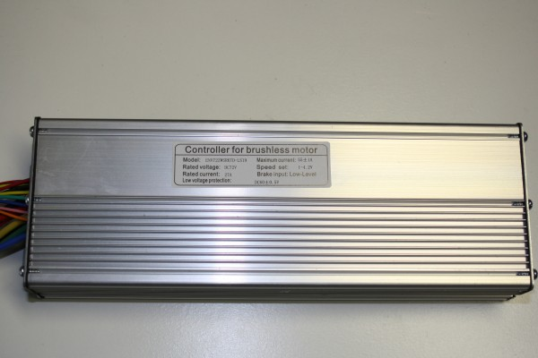 Controller LCD 72V 55A