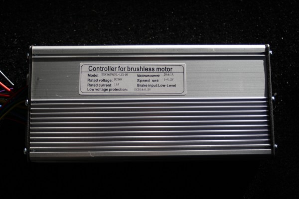 Controller LCD 36V 28A