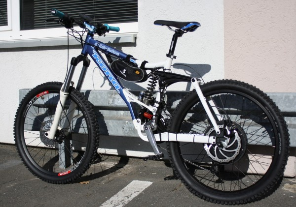 Kona Fully Coil Air Deluxe