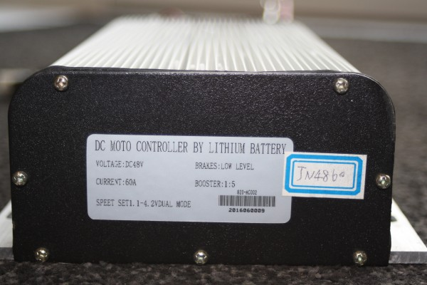 Controller 48V 60A SW900 LCD